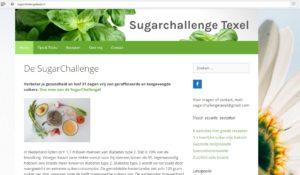 Website Sugarchallenge Texel