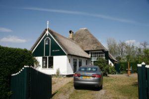 stolp energieneutraal Tromp Texel